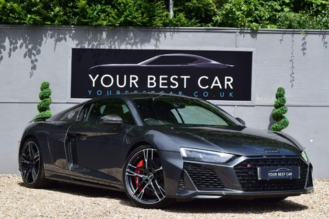 Audi R8 V10 PERFORMANCE CARBON BLACK QUATTRO 1