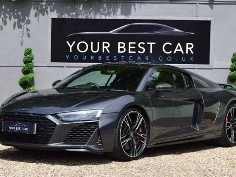 Audi R8 V10 PERFORMANCE CARBON BLACK QUATTRO