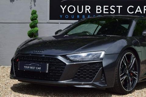 Audi R8 V10 PERFORMANCE CARBON BLACK QUATTRO 4