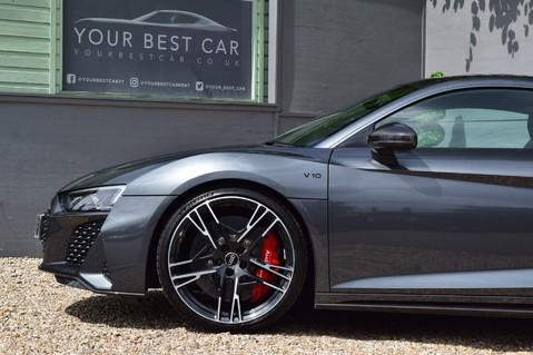 Audi R8 V10 PERFORMANCE CARBON BLACK QUATTRO 5