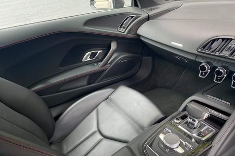 Audi R8 V10 PERFORMANCE CARBON BLACK QUATTRO 22