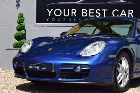 Porsche Cayman 24V 4
