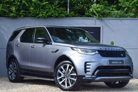 Land Rover Discovery R-DYNAMIC SE
