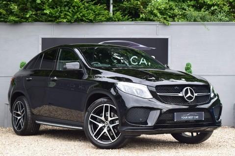 Mercedes-Benz Gle GLE 350 D 4MATIC AMG NIGHT EDITION PREMIUM PLUS 1