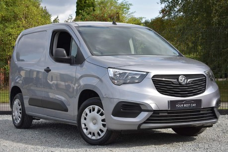 Vauxhall Combo L1H1 2000 SPORTIVE S/S