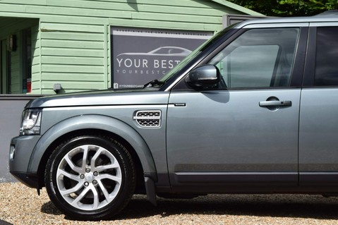 Land Rover Discovery SDV6 HSE 5