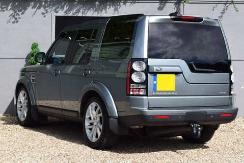 Land Rover Discovery SDV6 HSE 10