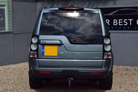 Land Rover Discovery SDV6 HSE 12