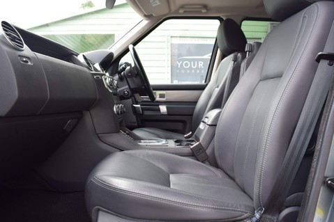Land Rover Discovery SDV6 HSE 19