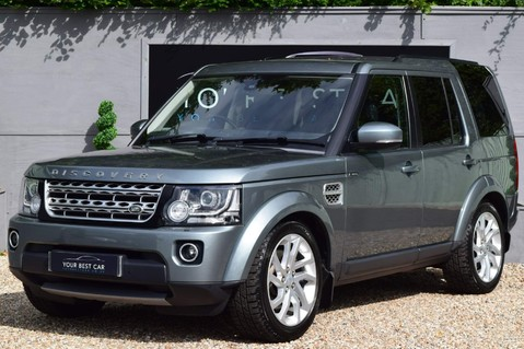 Land Rover Discovery SDV6 HSE 33