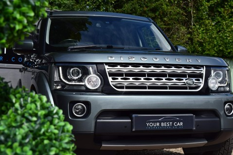 Land Rover Discovery SDV6 HSE 34