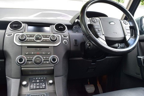 Land Rover Discovery SDV6 HSE 45
