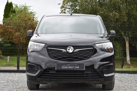 Vauxhall Combo L1H1 2000 SPORTIVE S/S 13