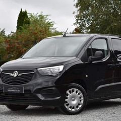 Vauxhall Combo L1H1 2000 SPORTIVE S/S 4
