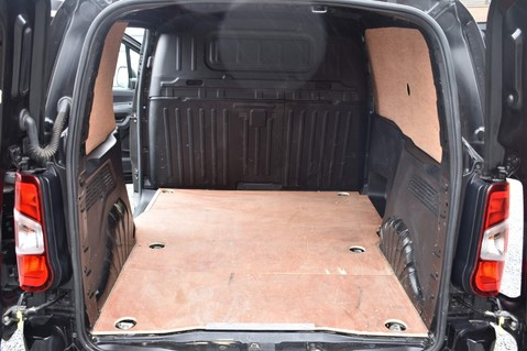 Vauxhall Combo L1H1 2000 SPORTIVE S/S 58