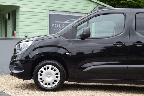 Vauxhall Combo L1H1 2000 SPORTIVE S/S 5