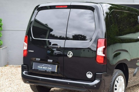 Vauxhall Combo L1H1 2000 SPORTIVE S/S 11