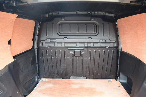 Vauxhall Combo L1H1 2000 SPORTIVE S/S 14