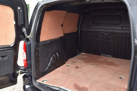 Vauxhall Combo L1H1 2000 SPORTIVE S/S 15