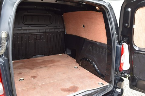Vauxhall Combo L1H1 2000 SPORTIVE S/S 16