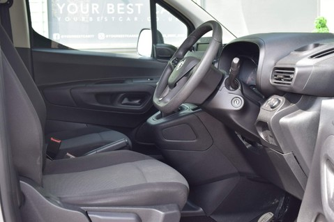 Vauxhall Combo L1H1 2000 SPORTIVE S/S 20