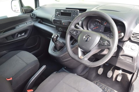 Vauxhall Combo L1H1 2000 SPORTIVE S/S 22
