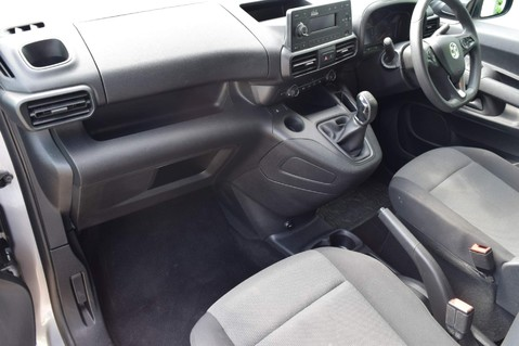 Vauxhall Combo L1H1 2000 SPORTIVE S/S 23