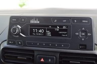 Vauxhall Combo L1H1 2000 SPORTIVE S/S 27