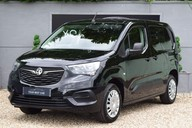 Vauxhall Combo L1H1 2000 SPORTIVE S/S 33