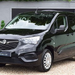 Vauxhall Combo L1H1 2000 SPORTIVE S/S 1