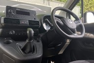Vauxhall Combo L1H1 2000 SPORTIVE S/S 40