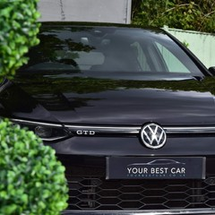 Volkswagen Golf GTD TDI DSG 2