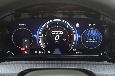 Volkswagen Golf GTD TDI DSG 55