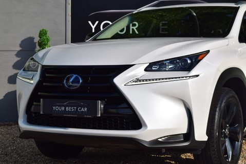 Lexus NX 2.5 Sport E-CVT 4WD 5dr 4