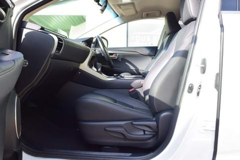 Lexus NX 2.5 Sport E-CVT 4WD 5dr 17