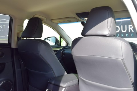 Lexus NX 2.5 Sport E-CVT 4WD 5dr 22