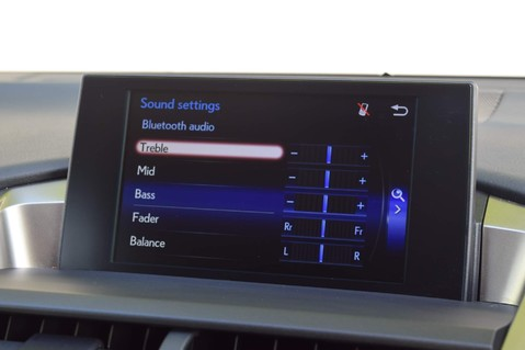Lexus NX 2.5 Sport E-CVT 4WD 5dr 45