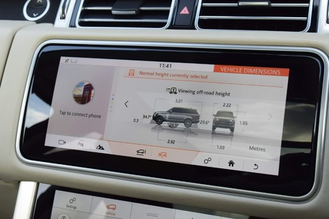 Land Rover Range Rover V6 VOGUE SE 65