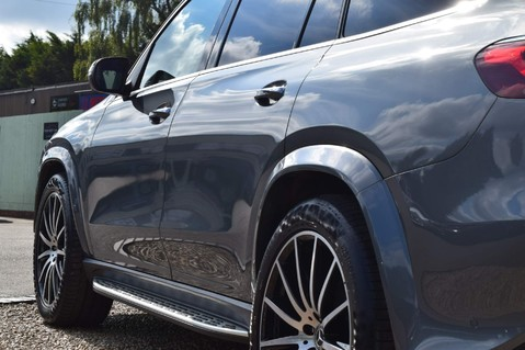 Mercedes-Benz GLS GLS 400 D 4MATIC AMG LINE PREMIUM PLUS 9