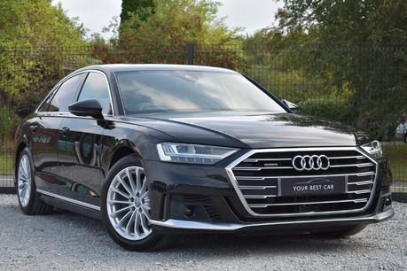 Audi A8 TDI QUATTRO S LINE