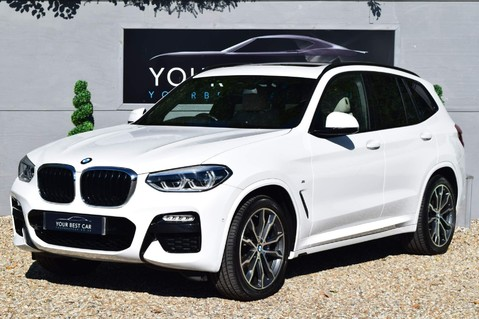 BMW X3 XDRIVE20I M SPORT 2