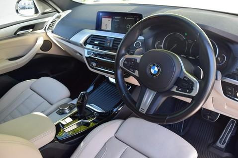BMW X3 XDRIVE20I M SPORT 17