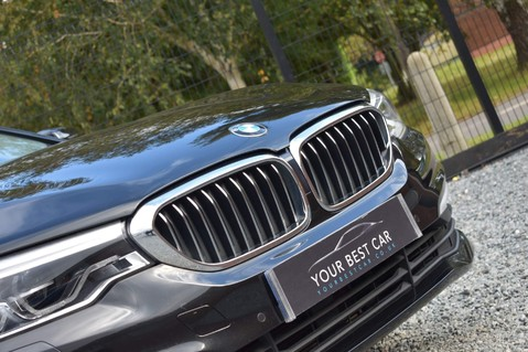 BMW 5 Series 530D SE TOURING 9