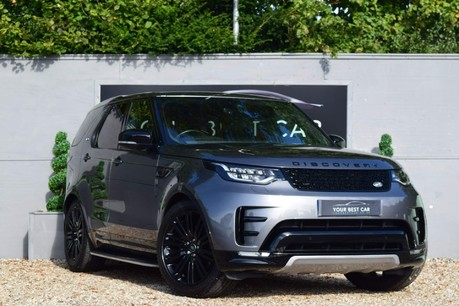 Land Rover Discovery SI4 HSE