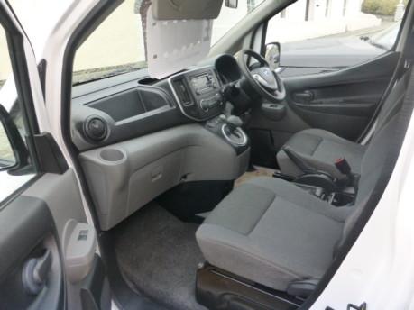 Nissan E-NV200 TEKNA RAPID + 4