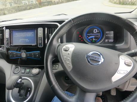 Nissan E-NV200 TEKNA RAPID
