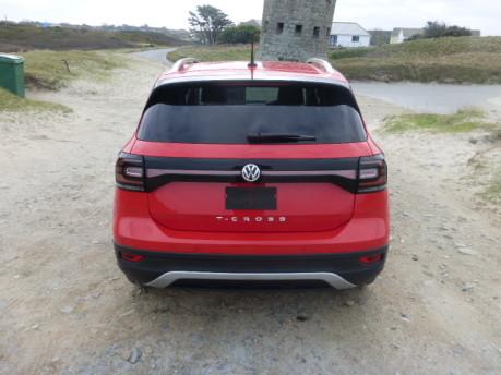 Volkswagen T-Cross 5