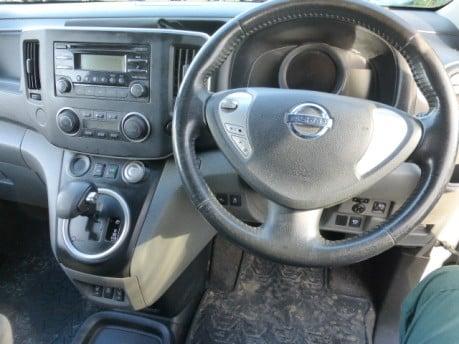 Nissan E-NV200 ACENTA RAPID 8