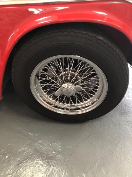Triumph TR5 Roadster 16