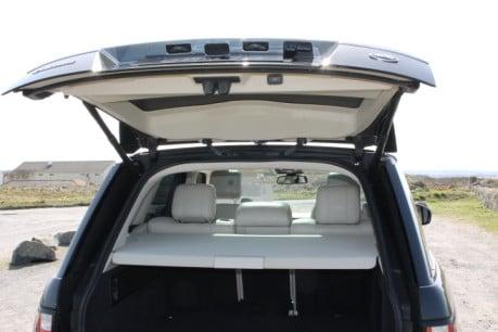 Land Rover Range Rover Vogue TDV6 8